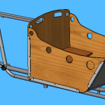 Rendering of cargo box with design modifications.